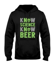 NO SCIENCE NO BEER Hooded Sweatshirt thumbnail