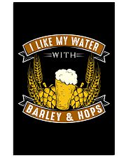 I like my water with barley and hops 11x17 Poster thumbnail