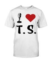I LOVE MUSIC Classic T-Shirt thumbnail
