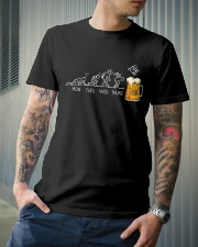 BEER DAY Classic T-Shirt lifestyle-mens-crewneck-front-6