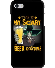 THIS IS MY SCARY BEER COSTUME Phone Case thumbnail