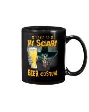 THIS IS MY SCARY BEER COSTUME Mug thumbnail