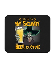 THIS IS MY SCARY BEER COSTUME Mousepad thumbnail