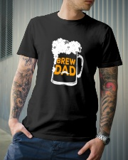 BREW DAD Classic T-Shirt lifestyle-mens-crewneck-front-6