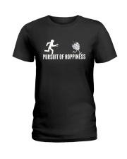 HOPPINESS Ladies T-Shirt thumbnail