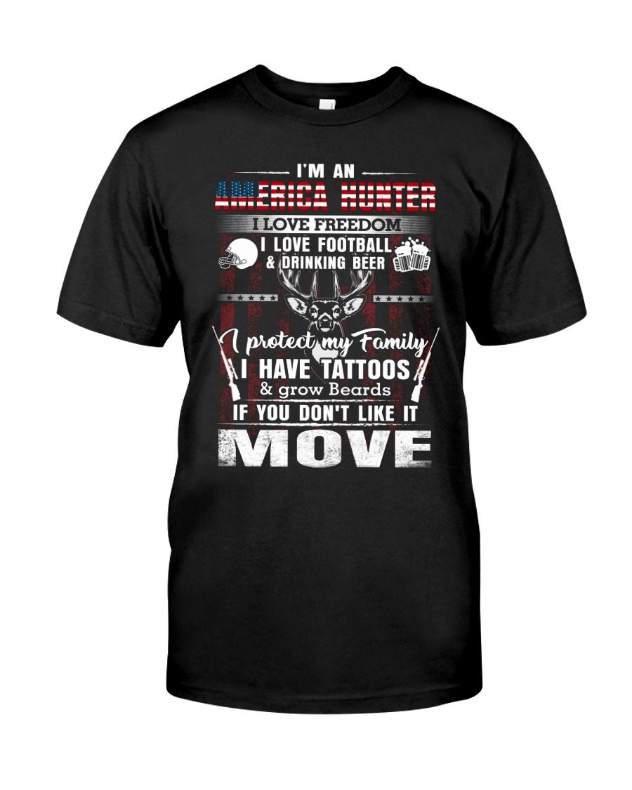 HUNTING LIFE Classic T-Shirt