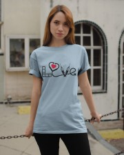 Love Nurse Classic T-Shirt apparel-classic-tshirt-lifestyle-19