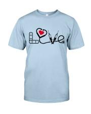 Love Nurse Classic T-Shirt front