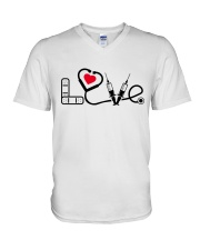 Love Nurse V-Neck T-Shirt thumbnail