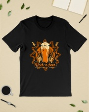 ROCK'N'BEER Classic T-Shirt lifestyle-mens-crewneck-front-19