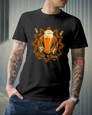 ROCK'N'BEER Classic T-Shirt lifestyle-mens-crewneck-front-6