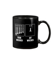 YOUR WRENCH MY WRENCH Mug thumbnail