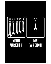 YOUR WRENCH MY WRENCH 11x17 Poster thumbnail