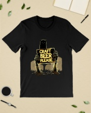 CRAFT BEER PLEASE Classic T-Shirt lifestyle-mens-crewneck-front-19