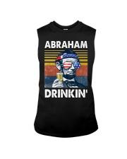 Abraham Drinkin' Sleeveless Tee thumbnail
