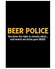 BEER POLICE 11x17 Poster thumbnail