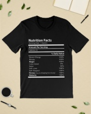 Nutrition facts Classic T-Shirt lifestyle-mens-crewneck-front-19