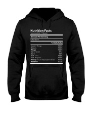 Nutrition facts Hooded Sweatshirt thumbnail