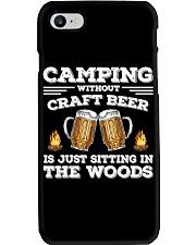 Camping Craft Beer Phone Case thumbnail