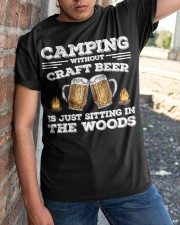 Camping Craft Beer Classic T-Shirt apparel-classic-tshirt-lifestyle-27