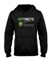 HOPTIMISTIC ADJ 1 Hooded Sweatshirt thumbnail