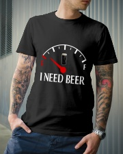 I need beer Classic T-Shirt lifestyle-mens-crewneck-front-6