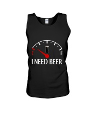 I need beer Unisex Tank thumbnail