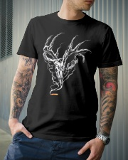 HUNTING LIFE Classic T-Shirt lifestyle-mens-crewneck-front-6