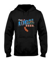 SUPPORT LOCAL BEER Hooded Sweatshirt thumbnail