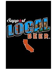 SUPPORT LOCAL BEER 11x17 Poster thumbnail