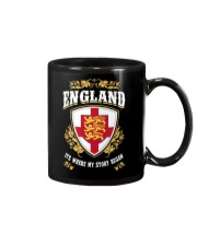 England it's where my story began Mug thumbnail
