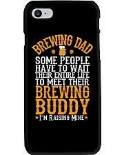 BREWING DAD BREWING BUDDY Phone Case thumbnail