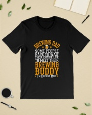 BREWING DAD BREWING BUDDY Classic T-Shirt lifestyle-mens-crewneck-front-19
