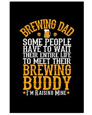 BREWING DAD BREWING BUDDY 11x17 Poster thumbnail