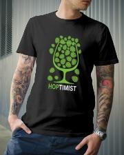 Hops Mug Classic T-Shirt lifestyle-mens-crewneck-front-6
