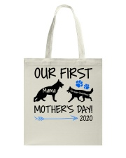 OUR FIRST MOTHER'S DAY 2020 Tote Bag thumbnail