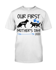 OUR FIRST MOTHER'S DAY 2020 Classic T-Shirt thumbnail