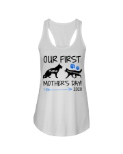 OUR FIRST MOTHER'S DAY 2020 Ladies Flowy Tank thumbnail