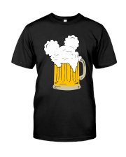 BEER MOUSE Classic T-Shirt front