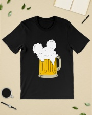BEER MOUSE Classic T-Shirt lifestyle-mens-crewneck-front-19