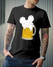 BEER MOUSE Classic T-Shirt lifestyle-mens-crewneck-front-6