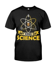 My kind of Science Classic T-Shirt front