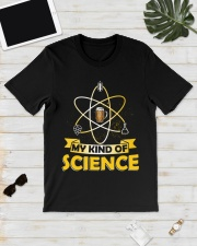 My kind of Science Classic T-Shirt lifestyle-mens-crewneck-front-17