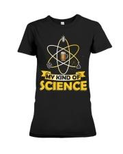 My kind of Science Premium Fit Ladies Tee thumbnail