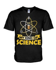 My kind of Science V-Neck T-Shirt thumbnail