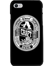 I NEED CRAFT BEER Phone Case thumbnail