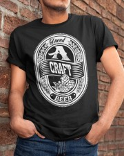 I NEED CRAFT BEER Classic T-Shirt apparel-classic-tshirt-lifestyle-26