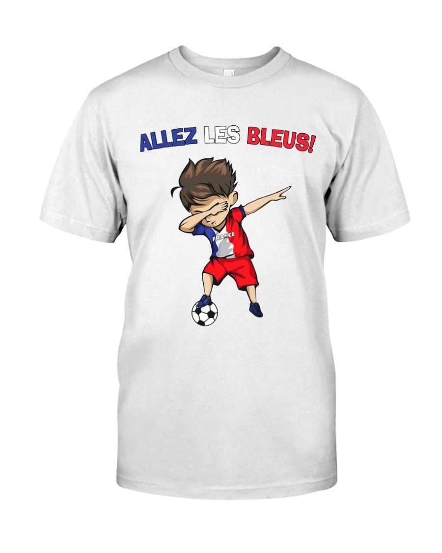 ALLEZ LES BLEUS Classic T-Shirt