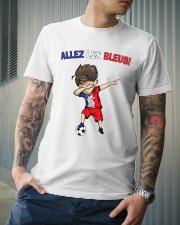 ALLEZ LES BLEUS Classic T-Shirt lifestyle-mens-crewneck-front-6