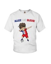 ALLEZ LES BLEUS Youth T-Shirt thumbnail